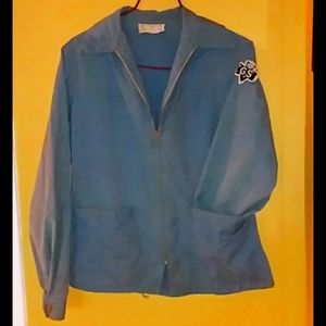 Mid -Century Girl Scouts Jacket